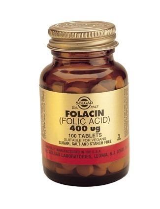 Folsyra 400mcg 250 tabletter