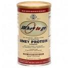 WHEY TO GO Vassleproteinpulver chokoladsmak 1150gram