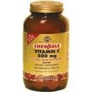 Vitamin C 500 mg 90 tuggtabletter tranbär hallon smak